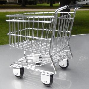 Tiny shopping cart